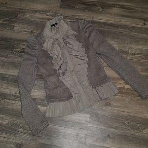 Boutique Ryu sweater/jacket size small